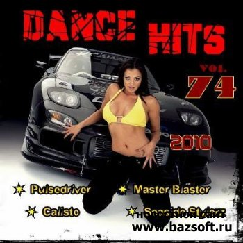 Dance Hits Vol. 74 (2010)