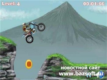 Nuclear Motocross 1.0/Мотокросс 1.0