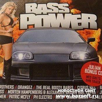 Bass Power (Mixed By Bass In Your Face DJ Team) (2010)