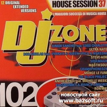 DJ Zone 102 - House Session Vol. 37 (2010)