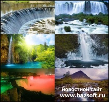 Beautiful Waterfalls Wallpapers