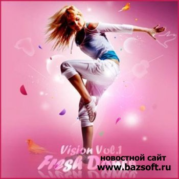 Fresh Dance Vision Vol.1 (2010)