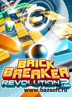 3D Brick Breaker Revolution 2 / 3D Революция дробилок 2