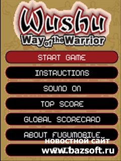 WUSHU - Way Of The Warrior / WUSHU - путь воина