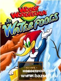Woody Woodpecker In Waterfools (Полная версия)