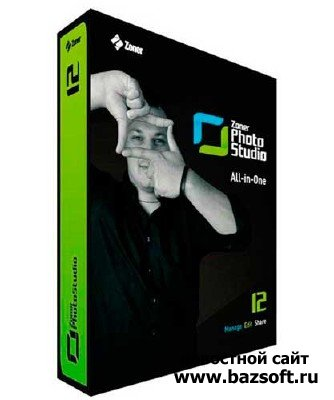 Zoner Photo Studio Profesional 12 (2010 Rus)
