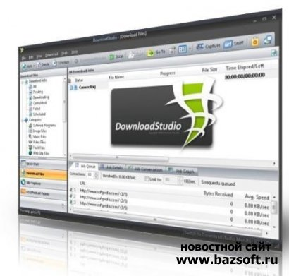 Conceiva DownloadStudio v6.0.4.0