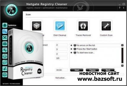 NETGATE Registry Cleaner 1.0.705.0