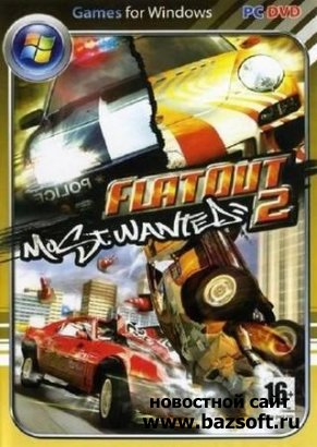 FlatOut 2 Most Wanted (2009PCRePack)