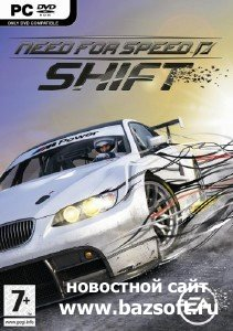 Need For Speed SHIFT Update 2 (2010PCRus)