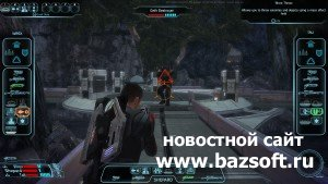 Mass Effect Золотое издание (2009) (Full Rus)  RePack от R.G. NoLimits-Team GameS